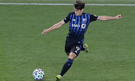 MAKING AN IMPACT: Montreal's Bojan named MLS player of the week