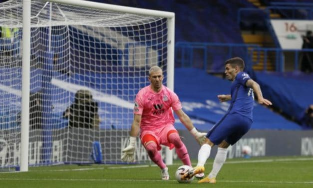 PULISIC'S REALITY: 'I've had to continue to prove myself over and over again'