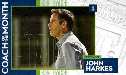 COACH OF THE MONTH: USL League One honors Harkes