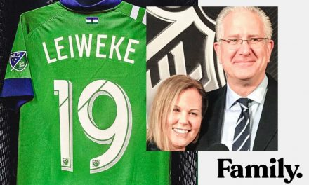 WELCOME TO THE CLUB: Tod, Tara Leiweke join Sounders ownership group
