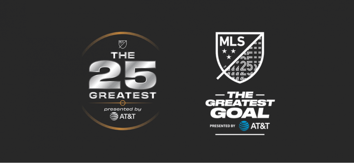 HONORING THE GREATEST: MLS to celebrate its 25 greatest players, goals