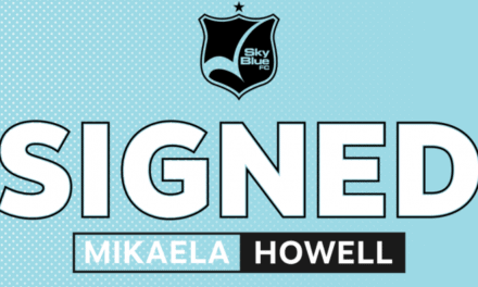 SIGNING ON: Sky Blue FC adds forward Howell for Fall Series