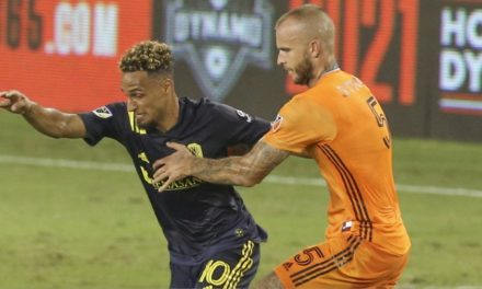 PLAYER OF THE WEEK: MLS honors Nashville SC's Mukhtar