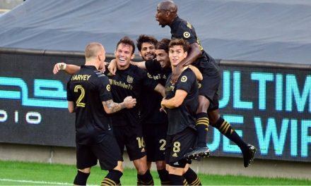 PLAYER OF THE WEEK: MLS honors LAFC's Musovski