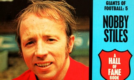 GOODBYE, NOBBY: Stiles, member of England's 1966 World Cup championship team, dies