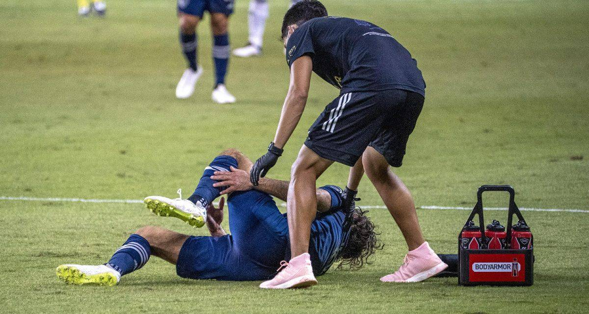 SIDELINED FOR THE YEAR: KC's Zusi has surgery midfoot sprain
