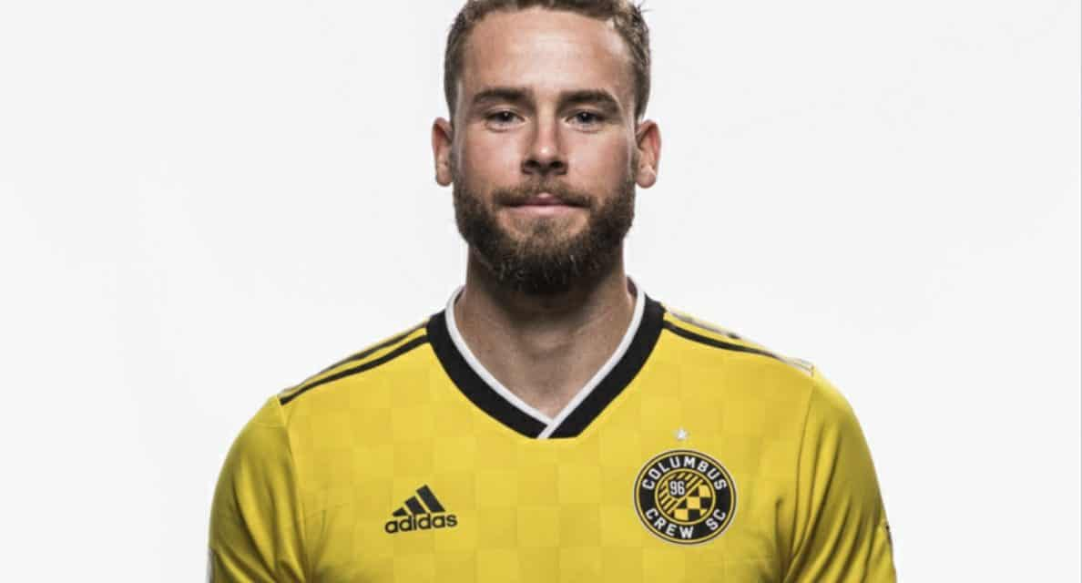TWO MORE GAMES: Crew's Williams suspension increased to 4 matches