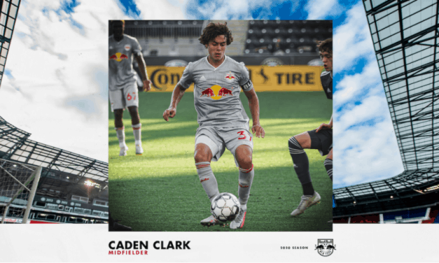 YOUNG BULL: Red Bulls sign Clark, 17, to MLS contract