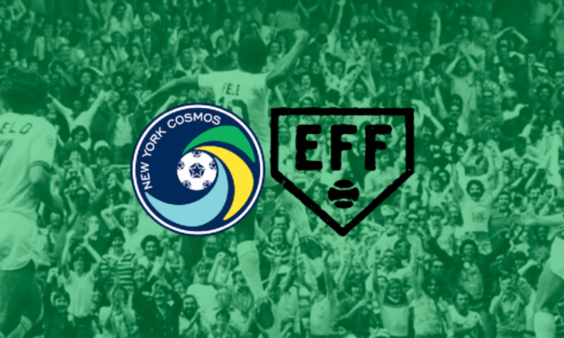 NEW PARTNERSHIP: Ebbets Field Flannels to offer vintage Cosmos gear
