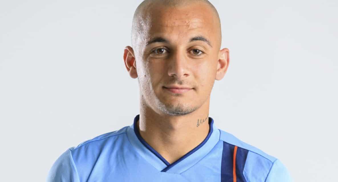 HE'S GONE: NYCFC loans Mitrita to Saudi club until 2022