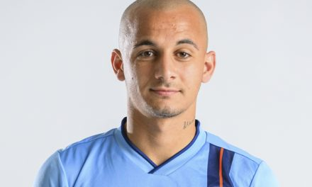 HE'S GONE: NYCFC loans Mitrita to Saudi club until 2022
