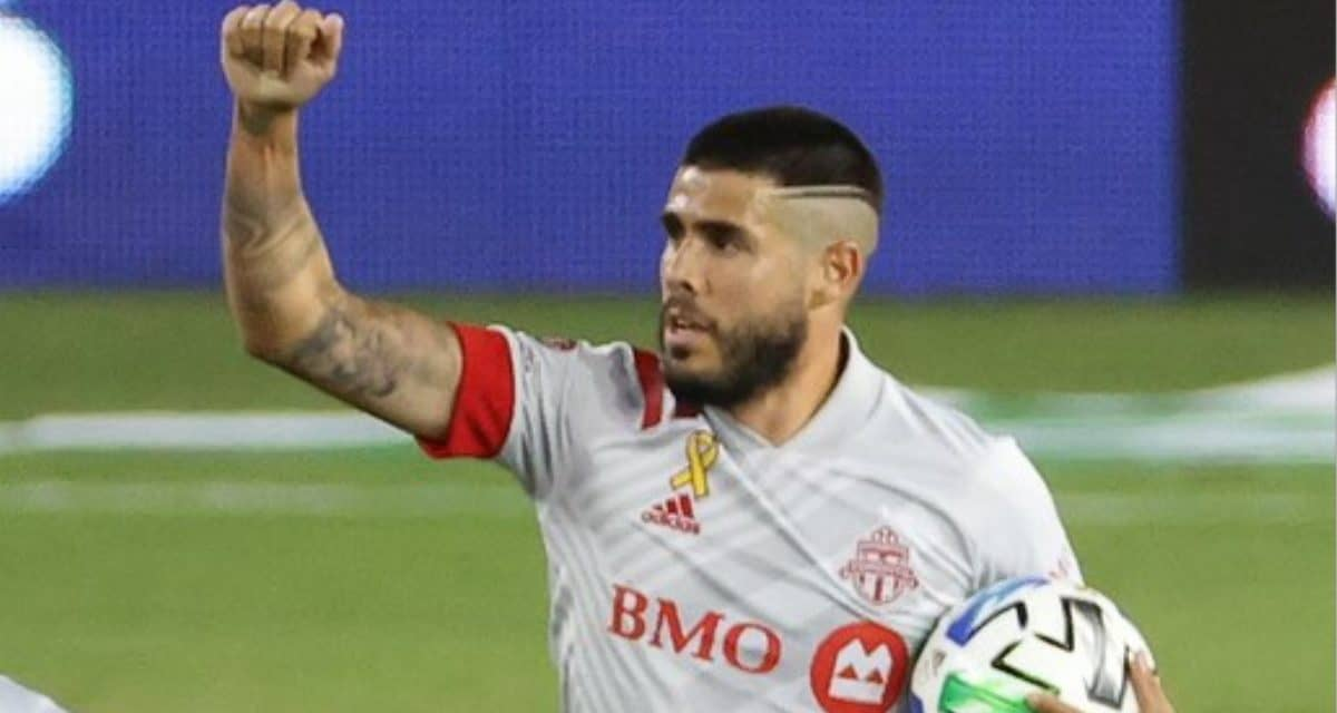 MLS HONORS: Toronto FC's Pozuelo named player of the month