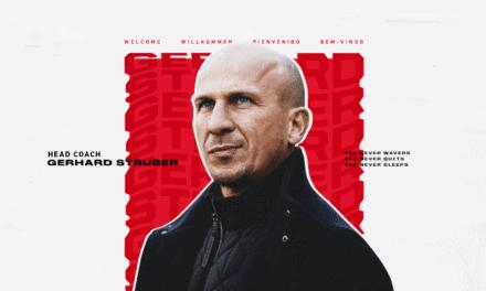 NO SURPRISE, NO SURPRISE: Red Bulls name Gerhard Struber head coach