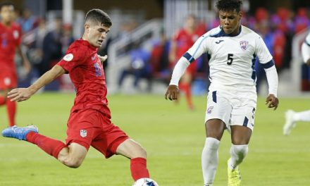 NOTHING DOING AGAIN: Pulisic, Chelsea play to another 0-0 tie