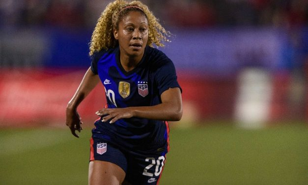 COMING UP SHORT: Hip injury rules out Red Stars defender from USWNT training camp