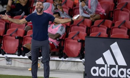 SACKED: D.C. United fires Olsen after a decade as head coach