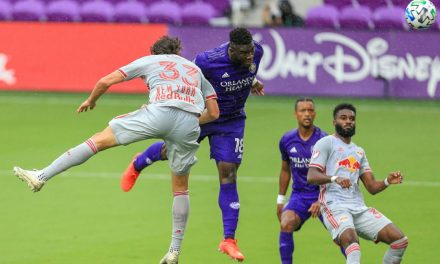 NOT THIS TIME: Red Bulls can't continue their scoring prowess in loss at Orlando