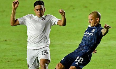 NO ROMANIAN HOLIDAY: NYCFC loses Mitrita for next 3 games due to international call-up