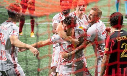 SWEET 17: Clark scores in Red Bulls win in MLS debut