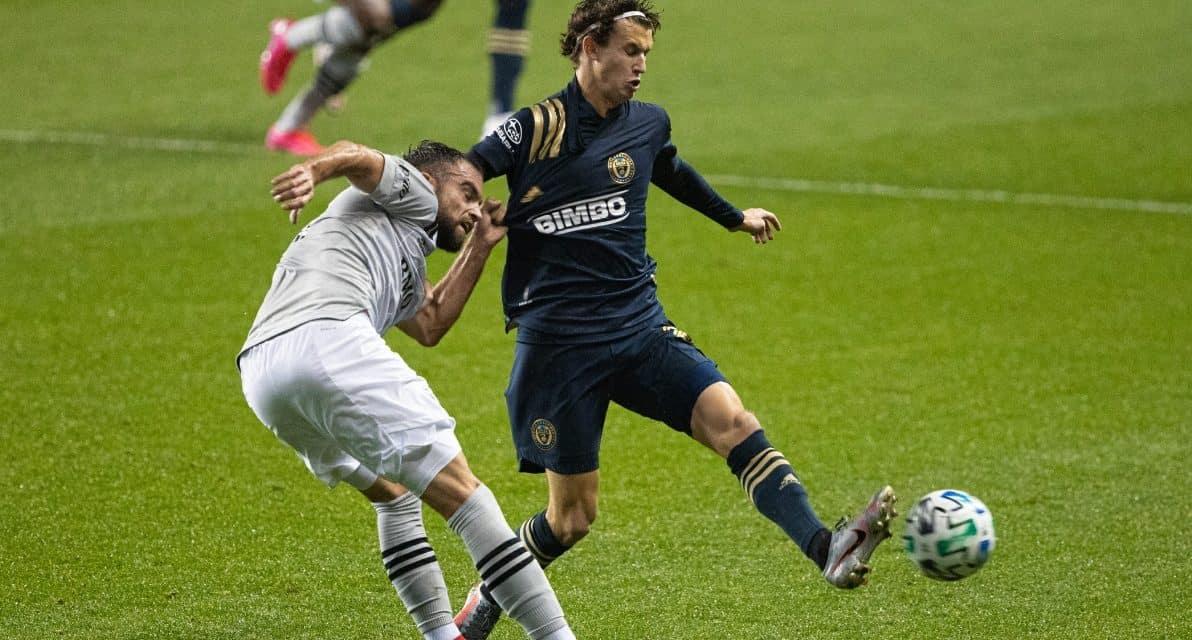 SALZBURG BOUND: Austrian club acquires teenager Aaronson from Union in multi-million dollar transfer fee