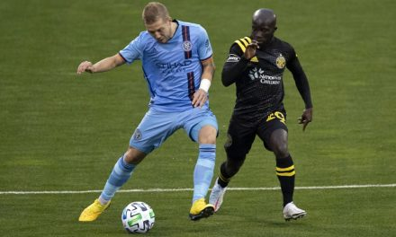 IN REVERSE: NYCFC extends winless streak to 3 in loss at Columbus