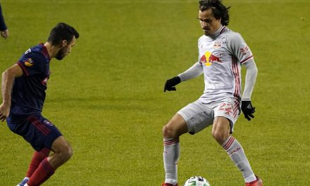 GETTING CLOSER: A win will help Red Bulls playoff prospects