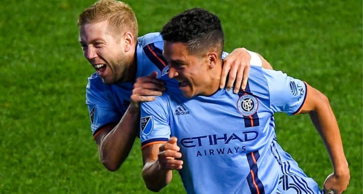 MAKING THEIR OWN IMPACT: 2nd-half surge boosts NYCFC over Montreal