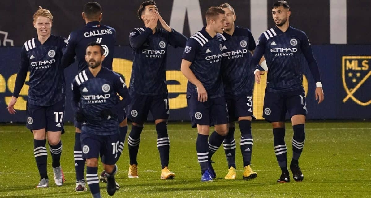 JUST ENOUGH: NYCFC edges Toronto FC on Medina goal
