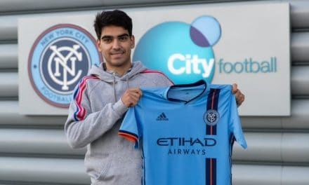 TAKING THE FIFTH: Jasson becomes NYCFC's fifth Homegrown player