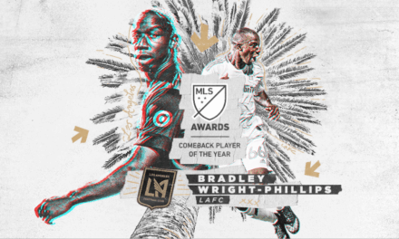COMEBACK PLAYER OF THE YEAR: Ex-Red Bull Wright-Phillips earns MLS honor