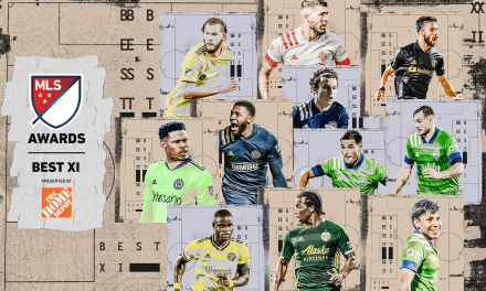 BEST OF THE BEST: 3 Homegrown Players named to MLS Best XI; Red Bulls, NYCFC shut out