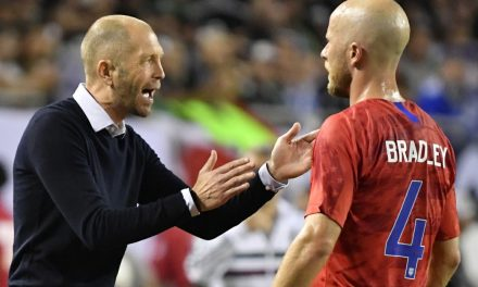 BERHALTER EXPLAINS: Why there are no MLS players on USMNT team for Euro friendlies