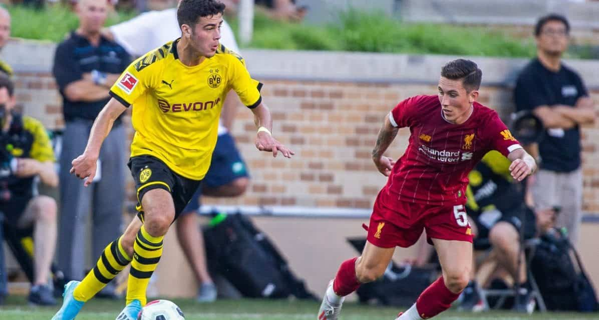 A SOLID DEBUT: Berhalter likes what he saw in Reyna