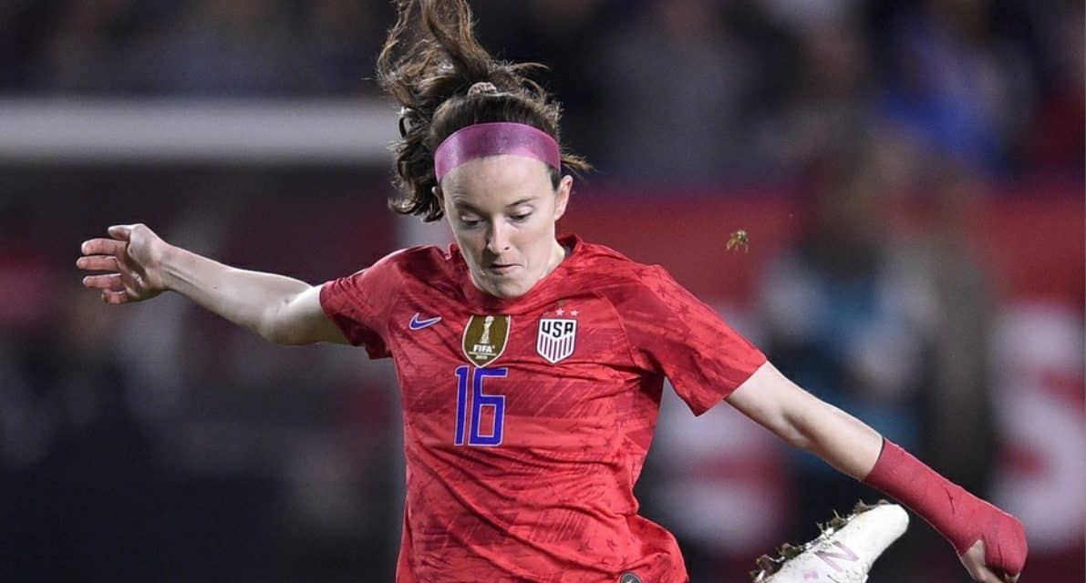 THAT SCORE IS FAMILIAR: After not playing for 261 days, USWNT beat Dutch again, 2-0