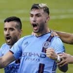 LESS IS MORE: For Castellanos, less running translates into more goals