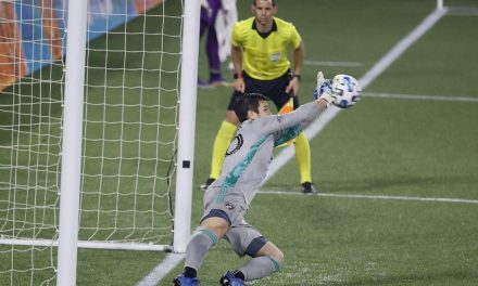 HE'S JIM DANDY: Ex-Cosmos GK makes vital save, lifts FC Dallas to playoff win over his former coach
