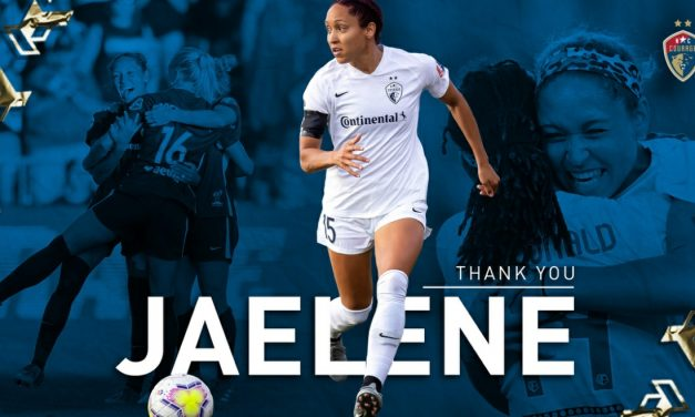 HANGING THEM UP: Jaelene (Hinkle) Daniels, who refused to play for USWNT due to LGBTQ Pride Month jersey, retires