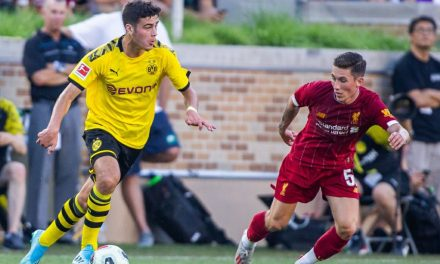 WHEREVER HE CAN MAKE AN IMPACT: Berhalter says it doesn't matter where Reyna plays