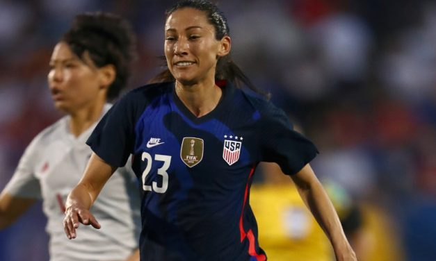 BULKING UP: Louisville takes USWNT's Heath, Press in expansion draft