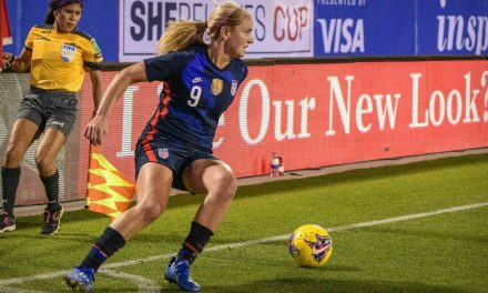 STAYING HOME: USWNT's Horan tests positive for COVID-19, replaced by Howell for Dutch trip