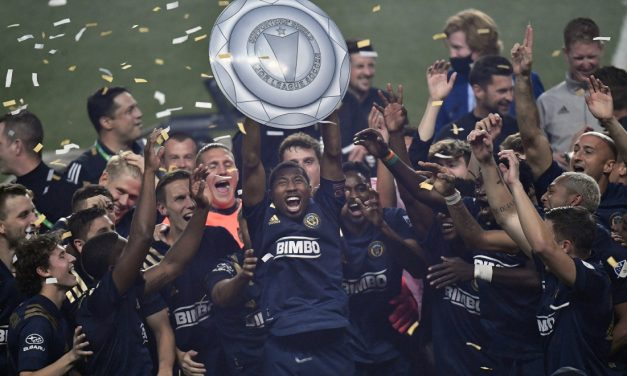 FIRST TIME FOR EVERYTHING: Union secures Supporters Shield
