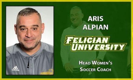 HE'S THE BOSS: Alpian named Felcian women's head coach