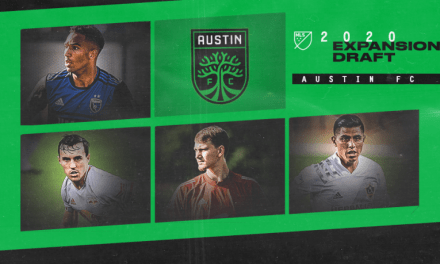 ADDING FOUR: Austin stocks roster in expansion draft