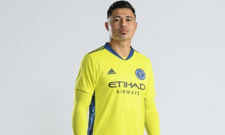 OPPORTUNITY KNOCKS: With Johnson out (COVID-19), Barraza gets his chance in NYCFC goal