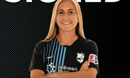 GOING FULLTIME: Sky Blue FC sign Baxter for 2021