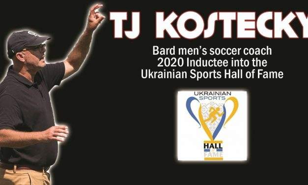 FAME FOR TWO: Kostecky, Bilous elected to Ukrainian Sports Hall of Fame