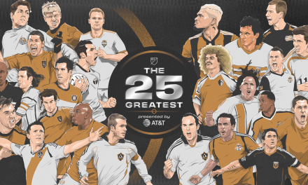 THE BEST OF THE BEST OF THE BEST: MLS announces The 25 Greatest (BWP makes the list)