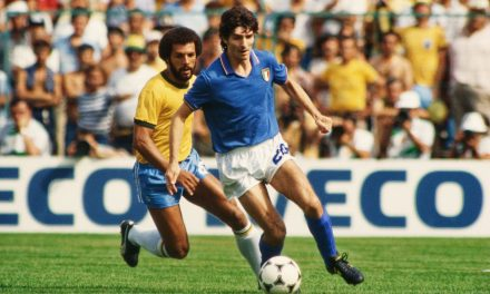 GOODBYE, PAOLO: Rossi, hero of Italy's 1982 World Cup championship team, dies