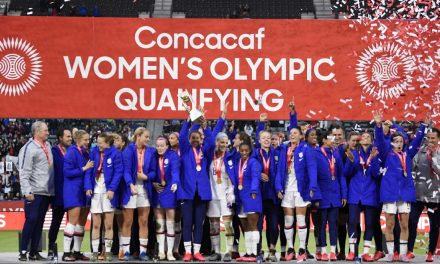 NATIONAL STORY NO. 6: USWNT readies itself for another Olympian task