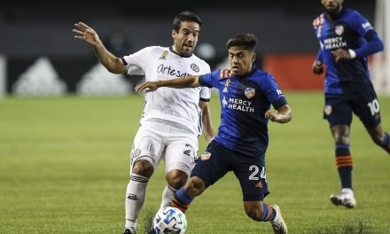 COVID POSITIVE: Amaya replaced by Perea at USMNT camp